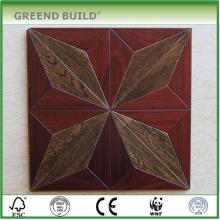 Melhor piso em parquet resistente à água de jacarandá