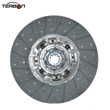 430*252*10*50.8*12S Professional Manufacturer Clutch Disc with Dual for heavy truck