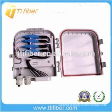 Boîte de distribution à fibre optique 8Port FTTH