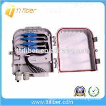 8Port FTTH Fiber Optic Distribution Box