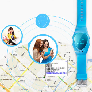 Watch GPS Tracker Child Locator Two Way Communication