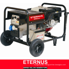 Electric Start 4kVA Single Cylinder Generator (EW200DC)