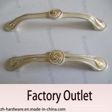 Фабрика Прямая продажа Ручка мебельной ручки для цинкового сплава (ZH-1111)