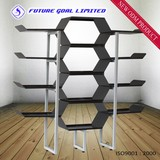 Multi-Function Display Stand / Metal Display Rack
