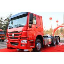 El camión volquete más bajo de 6X4 Sinotruk para África