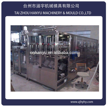 500BPH complete 5 gallon mineral water bottle filling machine / 20L mineral water production line/Rinser filler capper
