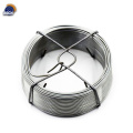 hot-dipped silver surface galvanized wire