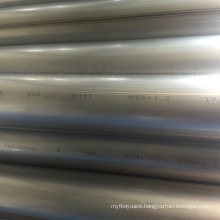 Gr 436L/439/441 Stainles Steel Welded Tubes Application for Produce Exhaust Systems Pipes
