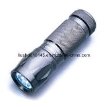 Lampe de poche 9 LED (12-1H0003)