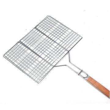 Barbecue Grill Wire Netting / Crimped Wire Mesh