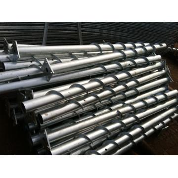 FEUERVERZINKTEN verzinkten Stahl Bodenanker Erdungsschraube