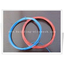 12 gauge PVC revestido ferro Tie Wire
