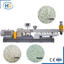 Glass Fiber Two Step Extrusion Pelletizing for Filling Masterbatch