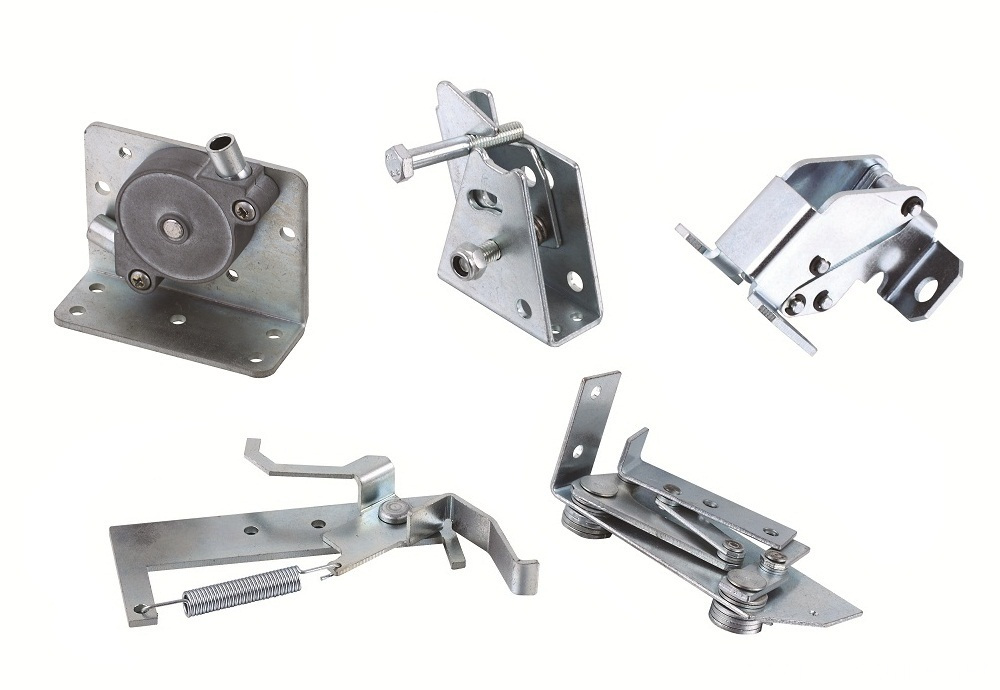 Galvanized Assembling Hardware Parts for Building