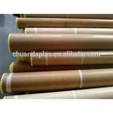 PTFE Fiberglass Fabric Tape With Release Paper