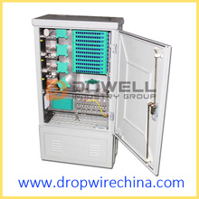 144 Fiber Outdoor Cross Connect Cabinet Distribution Cabinet