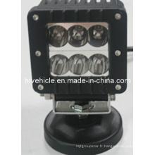 24W CREE LEDs Work Light for Trucks