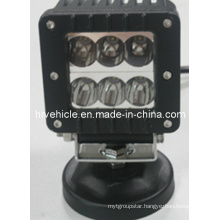 24W CREE LEDs Work Light for Trucks