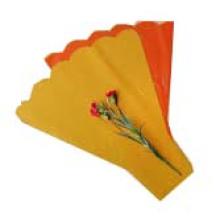 Embalaje para la forma diferente flor / manga de flores