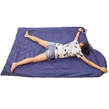 Outdoor Lengthened Thickening Widening Outdoor Sleeping Bag