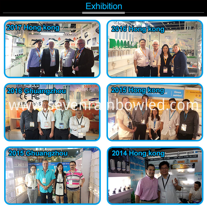 Exhibitions Of 200W Led High Bay Light IP65 Rating