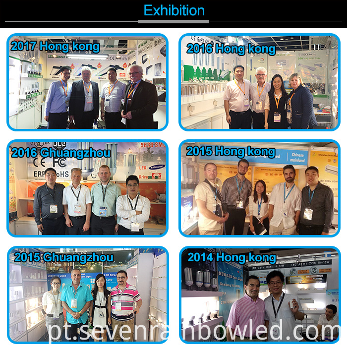 International Exhibitions of Led High Bay Lighting
