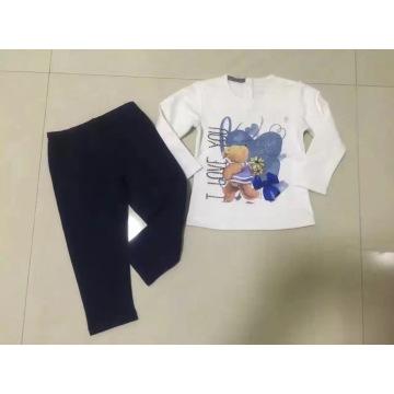 Bear Boy Baby Kleidung in Kinder Kinder tragen Sq-17110