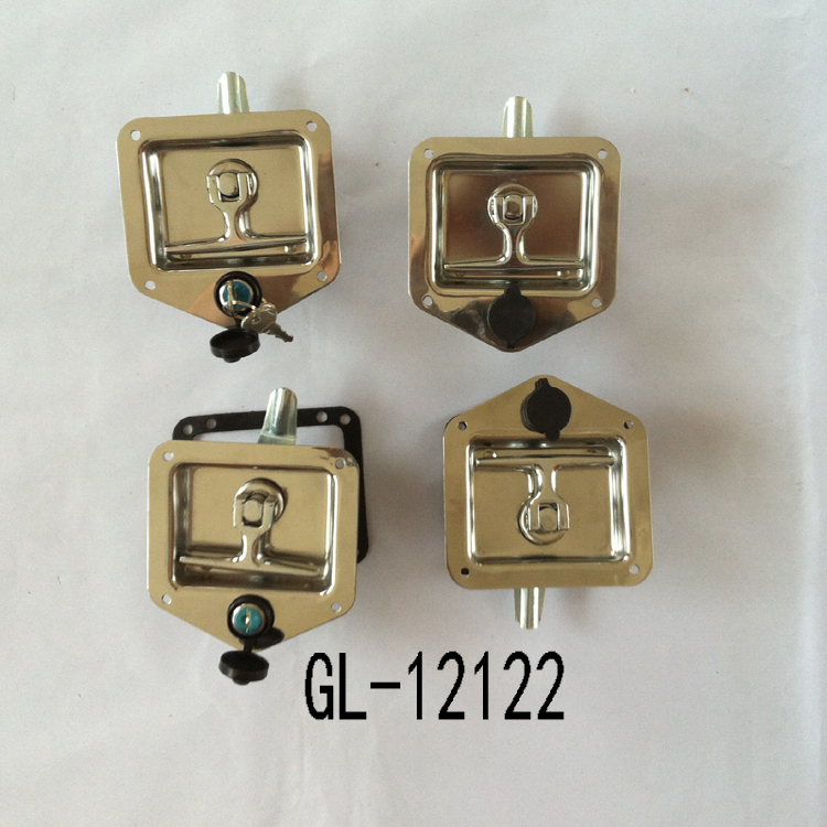 Recessed Folding T-handles GL-12122T121