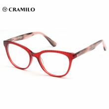 diseñador de italia baratos damas marcos ópticos