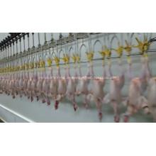 Automatische Schlachtanlage für Geflügel