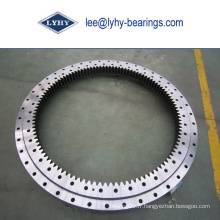 Roulement d'anneau de rotation à une rangée avec engrenages internes (RKS 062.25.1424)
