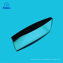 Flúor de cálcio CaF2 Plano Cilíndrico lentes convexas 30mm