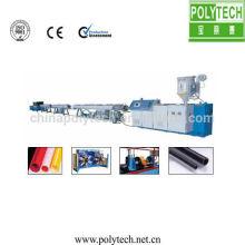 Línea de producción montaje de tubería PPR de 2014