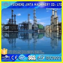 Projet de distillation à trois composantes à trois colonnes Distiller Protable Alcool / Ethanol