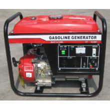 Générateur d'essence (5kw avec roues et poignées)