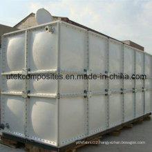 SMC Made FRP Fiberglass Composite Water Tank