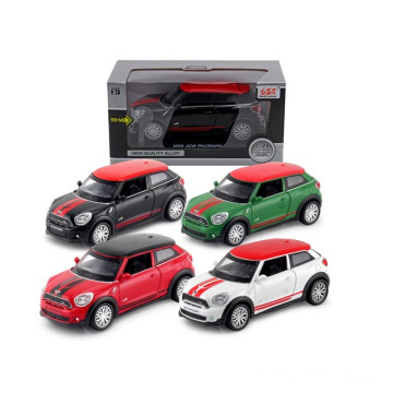 Kids Toy Alloy Toy Die Cast Car Model Metal Car (H2868108)