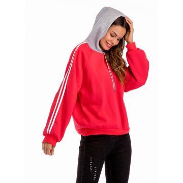 Новый женский свитер с капюшоном Женская толстовка
