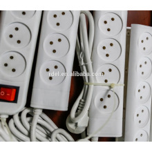 israel Surge Protected Extension Cord israel POWER CORDS socket outlets