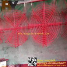 Protector revestido PVC del ventilador de la alta calidad