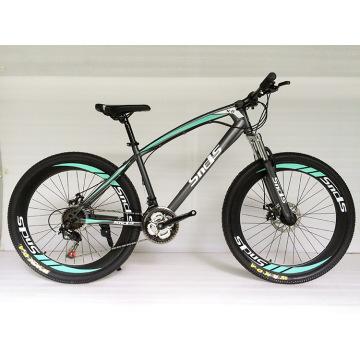 Bicicleta de montaña de la playa de la nieve de la bicicleta de la nieve del neumático gordo barato