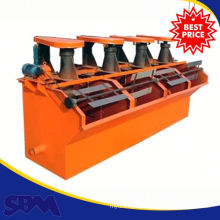 Hot sale benefication antimony ore by flotation machine price for sale