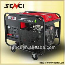 Senci SC13000 50hz 22hp generador portable de la gasolina 10kW