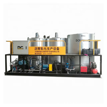 High Performance Asphalt Drum Melting Machine
