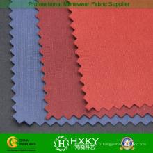 Nylon avec le tissu de revêtement de mélange de polyester pour la veste de bombardier