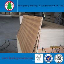 Big Sale Hardwood Core Teak Veneer Plywood