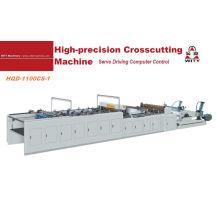Papierblattschneider (Servomotor, hohe Präzision, hohe Geschwindigkeit)