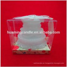 Uso diario vela barata en China fábrica
