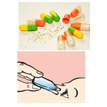 (Поливинилпирролидон ПВП) -Детоксицируйте остановить кровотечение Поливинилпирролидон пвп