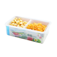 Plastic Food Container Set With  Box